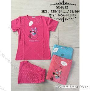 Pyžamo krátké dětské dívčí (128/134-158/164) VALERIE DREAM GC-9332