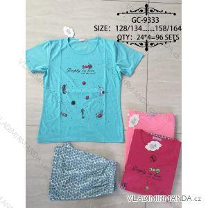 Pyžamo krátké dětské dívčí (128/134-158/164) VALERIE DREAM GC-9333