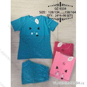 Pyžamo krátké dětské dívčí (128/134-158/164) VALERIE DREAM GC-9334