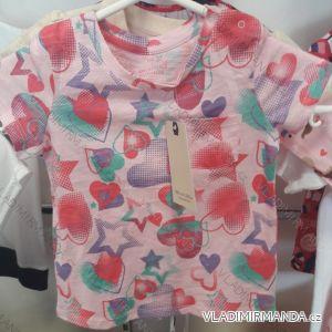 Tričko krátky rukáv detské dorast dievčenské (116-164) Danton 18ATE-002