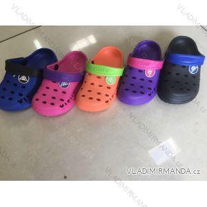 Pantofle kroksy nazouváky dětské (24-29) RISTAR RIS19030