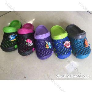 Pantofle kroksy nazouváky dětské (24-29) RISTAR RIS19031