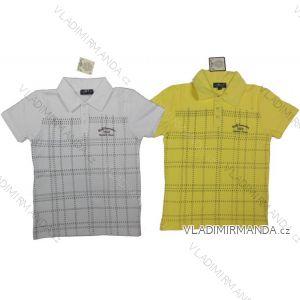Tričko krátký rukáv dětské chlapecké (98-128) WOLF S2304