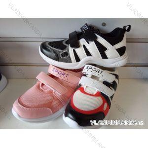 Tenisky botasky dorost dívčí (31-36) LSHOES OBUV OBL19012