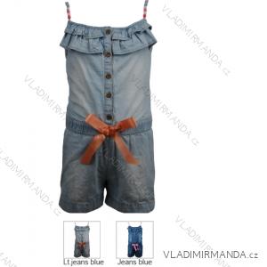 Overal šortky letní dětský dorost dívčí (116-146) GLO-STORY GYK-4741/G