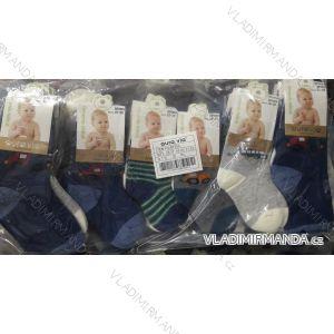 Ponožky slabé kojenecké chlapeckéí (0-24m) AURA.VIA BF009