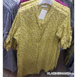 Košile s 3/4 dlouhým rukávem dámská (uni l/xl) ITALSKá MóDA IM319129