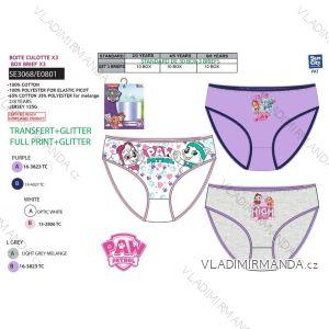 Kalhotky paw patrol dětské dívčí bavlněné (2-8 let) SUN CITY SE3068