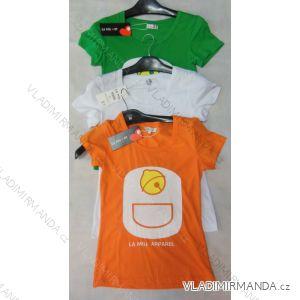 Tričko krátký rukáv dámské (m-xxl) LA MIU W2006