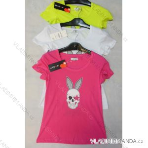 Tričko krátký rukáv dámské (m-xxl) LA MIU W2008