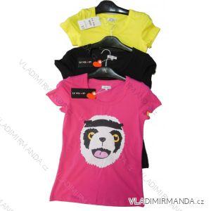 Tričko krátký rukáv dámské (m-xxl) LA MIU W2001