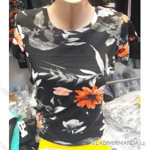 Tričko krátky rukáv dámska (m-2xl) TOVTA WAN19012