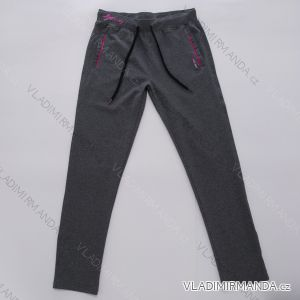 Tepláky dlouhé dámské (m-xxl) WOLF T2983