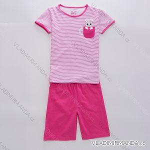 Pyžamo krátké letní dívčí (134-164) WOLF S2965