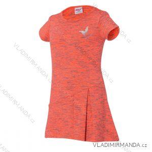 Šaty letní dívčí (98-128) WOLF H2949