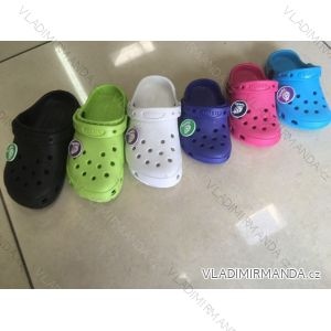 Pantofle kroksy nazouváky dětské (20-29) RISTAR RIS19032