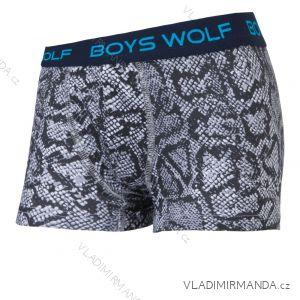 Boxerky dorost chlapecké (134/140-158/164) WOLF L2982