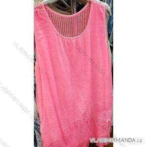 Šaty tenké dámské letní neon (uni m/l) ITALSKá MóDA IM419669