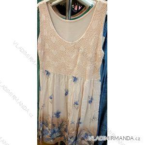 Šaty tenké dámské letní (uni m/l) ITALSKá MóDA IM419673