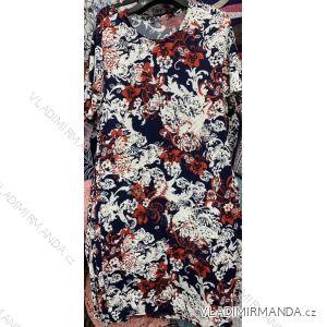 Šaty dámské krátký rukáv (M-3XL) POLSKÁ MÓDA PM119129