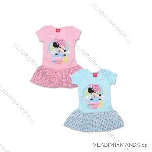 Šaty letní minnie mouse dětské dívčí (92-116 ) SETINO MIN-G-DRESS-12