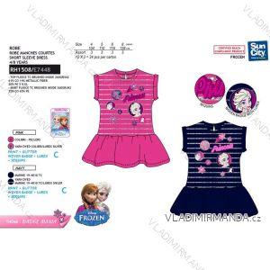 Šaty letní frozen ledové království dětské dívčí (4-8 let) SUN CITY RH1508