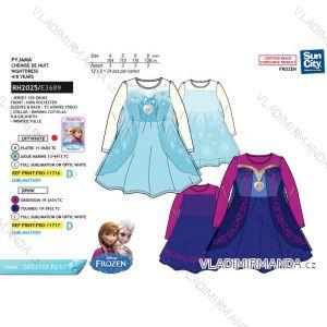 Noční košile frozen ledové království dětské dívčí (4-8 let) SUN CITY RH2025