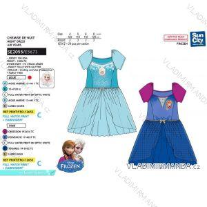 Šaty letní frozen ledové království dětské dívčí (4-8 let) SUN CITY SE2055