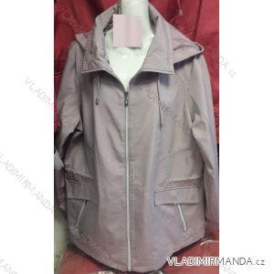 Kabát jarní dámský se zipem (L-4XL) BATY BAT19AO-NU-KHOAC-XUOC-ZIP