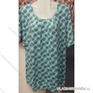 Tričko krátký rukáv dámské nadrozměrné (l-4xl) BATY BAT19PNU-CHAM-BO