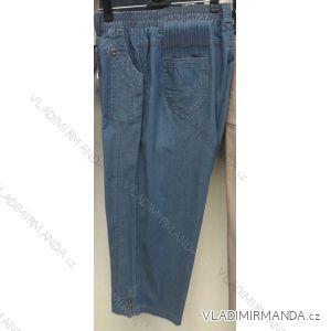 Kalhoty 3/4 krátké dámské nadrozměrné (l-4xl) BATY BAT19QJEAN-NU-3/4-TUI-MAX