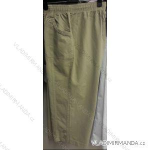 Kalhoty 3/4 krátké plátěné dámské nadrozměrné (l-4xl) BATY BAT19QXOP-3/4-MAX
