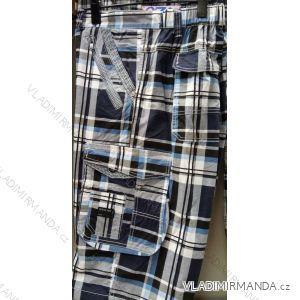 Kalhoty 3/4 krátké pánské nadrozměrné (xl-5xl) BATY BAT19QNAM-3/4-CARO-MAX