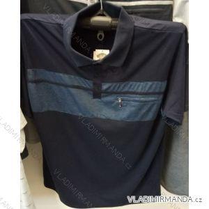 Tričko s límečkem krátký rukáv pánské nadrozměrné (l-4xl) BATY BAT19PNAM-TUI-KHOA