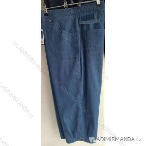 Kalhoty 3/4 krátké dámské nadrozměrné (l-4xl) BATY BAT19QJEAN-NU-3/4-XUOC-BO