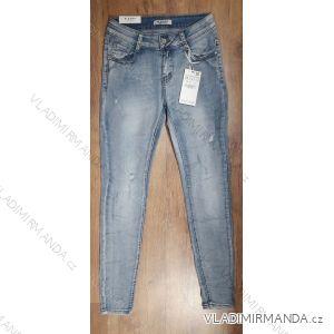 Rifle jeans dámské (26-32) MSARA MA119L1099