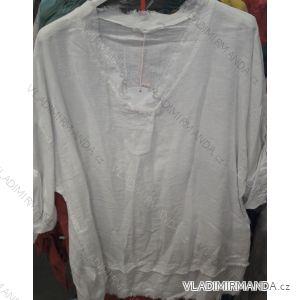 d1599094e9aa Košeľa blúzka tunika 3 4 dlhý rukáv dámske (uni s m) Talianska