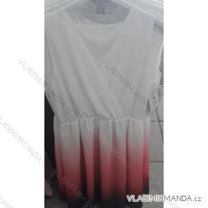 Šaty na ramínka letní dámské (uni s/m) ITALSKá MODA IM719175