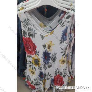 Šaty letní na ramínka dámské (uni s/m) ITALSKá MóDA IM319171