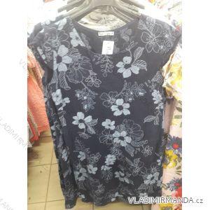 Šaty letní krátký rukáv dámské (m-3xl) ITALSKá MóDA IM319147