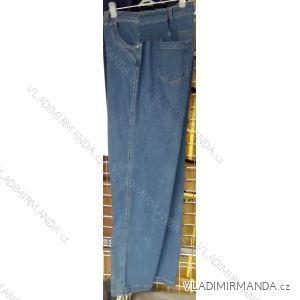 Kalhoty dámské nadrozměrné (l-4xl) BATY BAT19QJEAN-NU-CHUN