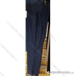 Kalhoty dámské nadrozměrné (l-4xl) BATY BAT19QJEAN-NU-2-ZIP