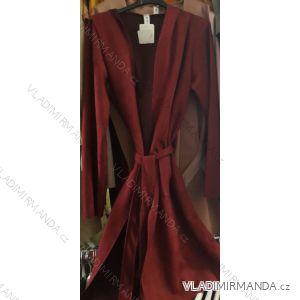 Kabátek jarní dámský s kapucí (uni s/m) ITALSKá MóDA IM919325