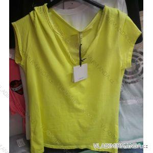 Tričko kratký rukáv dámské (uni s/m) ITALSKá MóDA IMO019 IM519047