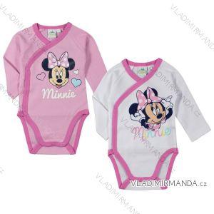 Body dlouhý rukáv minnie mouse kojenecké dívčí bavlněné (0-3 měsíce) EPLUSM DIS MF 51 01 823 SINGLE MIX