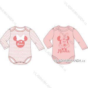 Body dlouhý rukáv minnie mouse kojenecké dívčí bavlněné (3-23 měsíců) EPLUSM DIS MF 51 01 825 SINGLE