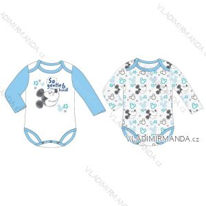 Body dlouhý rukáv mickey mouse kojenecké chlapecké (3-23) EPLUSM DIS BMB 51 01 827 SINGLE