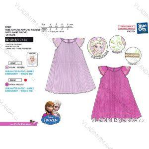 Šaty letní frozen ledové království dětské dívčí (4-8 let) SUN CITY SE1018