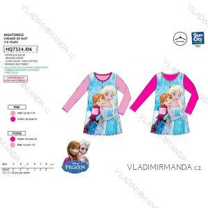 Košile noční frozen dětská dívčí bavlněná (3-8 let) SUN CITY HQ7324.I06