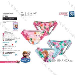 Plavky frozen dětské dívčí (4-8 let) SUN CITY SE1717
